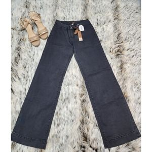Christopher Blue straight legs jeans size 2